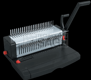 Cyber cafe binding machine