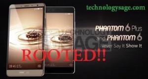Root Tecno Phantom 6 Plus