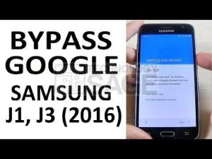 Bypass Google Account On Samsung Smartphone After Reset