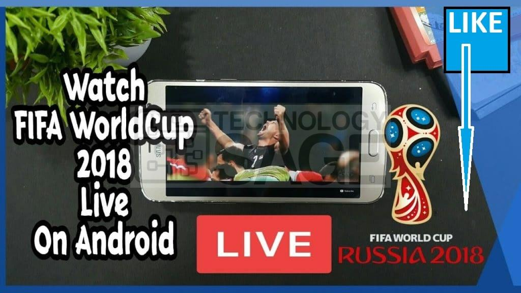 how do i watch world cup 2018 free