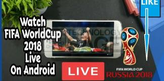 Watch World Cup 2018 live Free