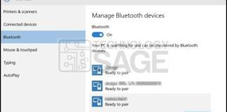 How to turn on Bluetooth on Windows 10 PC/Laptop