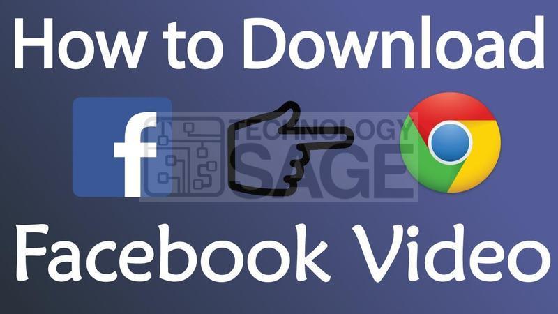 download facebook videos to computer
