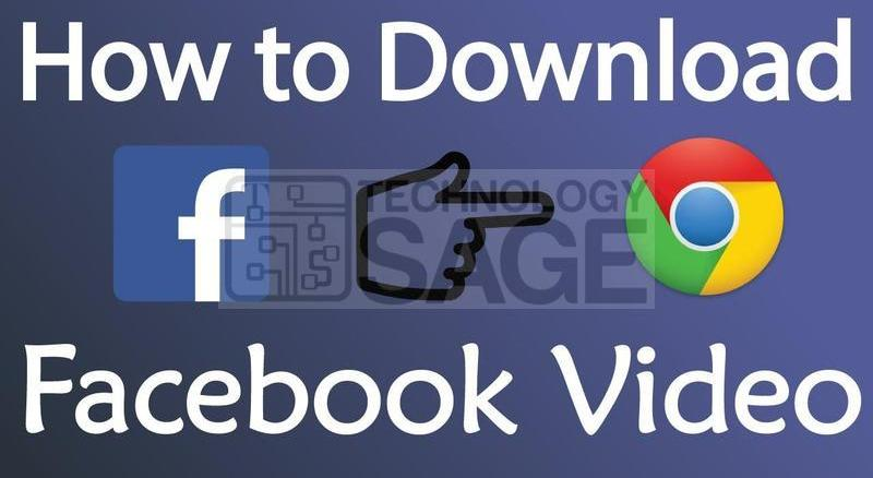 How to download videos on facebook