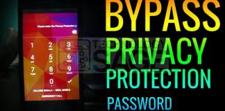 How to Privacy protect key