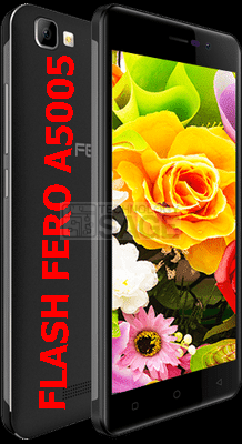 How to Flash a Stock ROM/Firmware File on Fero A5005
