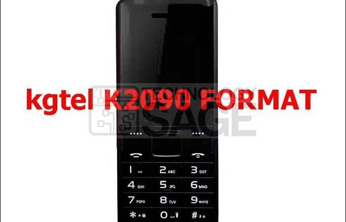 KGTEL K2090 format
