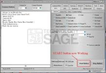 Latest Method on How to Enable START button on Miracle 2.82 Crack