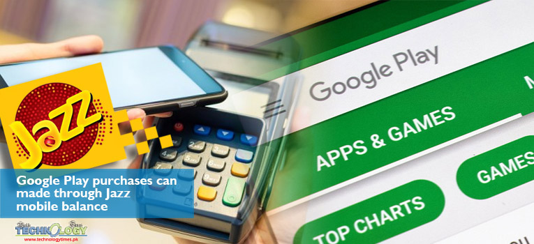 Jazz customers can now purchase apps and make in-app purchases from Google Play