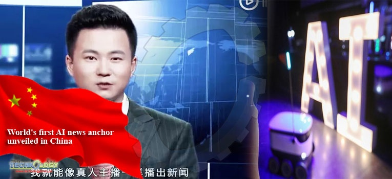 World's first AI news anchor unveiled in China