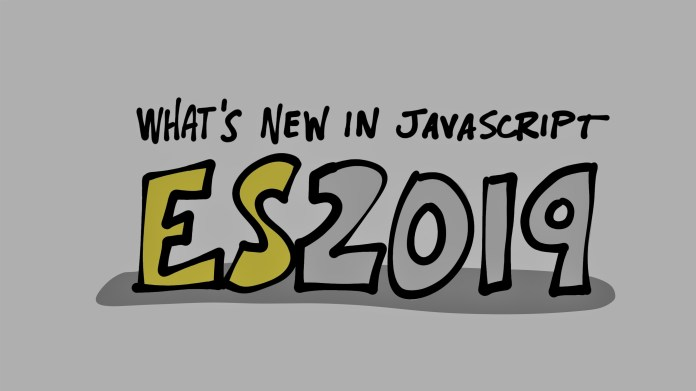whats new in es2019