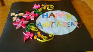 Happy marriage anniversary mom and dad (25th marriage anniversary)