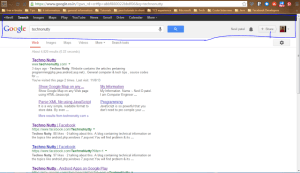Create Search Functionality For Your Website Like Google Search Using Ajax