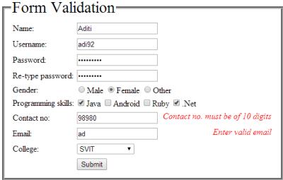 jquery-html5-form-validation
