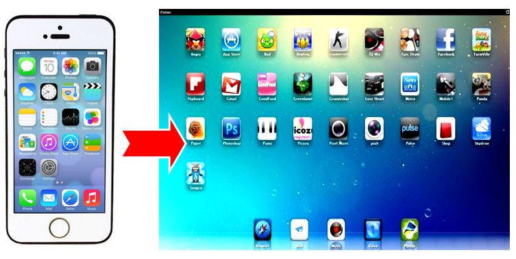 IOS Emulator For Android To Run iOS Apps On Android iEMU APK