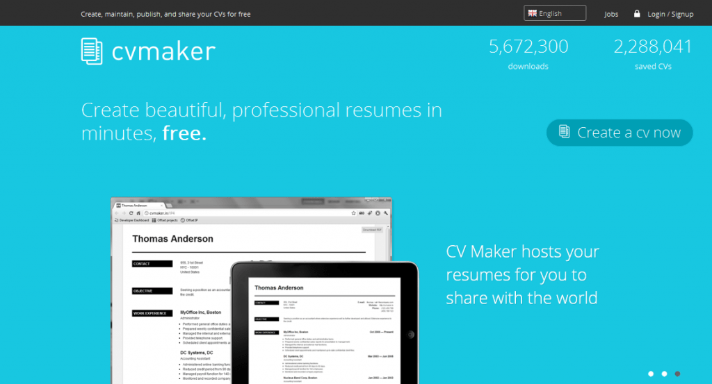 top 10 best and free online resume builder websites (cv) - Free Online Resume Builders