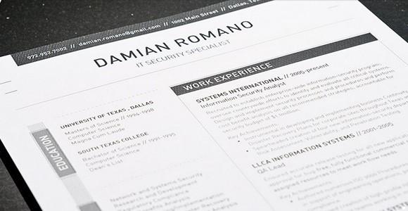 Best resume building websites