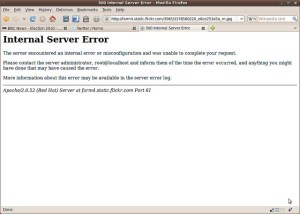 What is 500 internal server error and how to solve it?