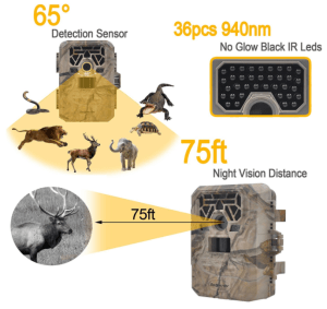 6 best cellular trail cameras for hunting, wildlife & night pictures