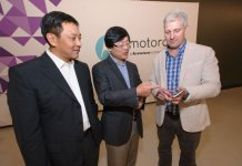 Motorola Mobility/Lenovo Acquisition Day