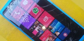 broken windows phone