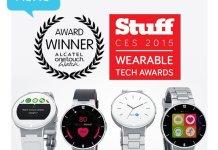 Alcatel Watch - wearable tech award