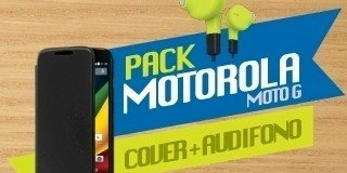 Moto G LTE 4G Pack regreso a Clases Motorola y Movistar