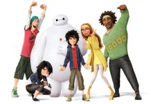 Equipo Big Hero 6