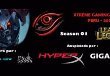Torneo Xtreme Gaming Arena 2015