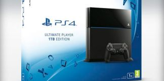 PlayStation 4 1TB Ultimate Player Edition
