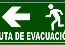 Tripp Lite - Ruta de Evacuacion