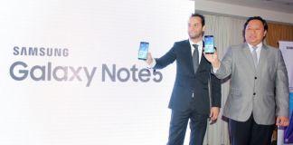 Galaxy Note 5 en Perú
