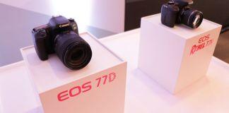 Canon Latin America Group anuncia las nuevas cámaras EOS Rebel T7i y EOS 77D