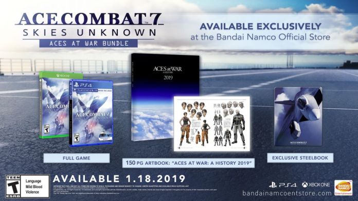 ACE COMBAT 7: Aces at War Bundle