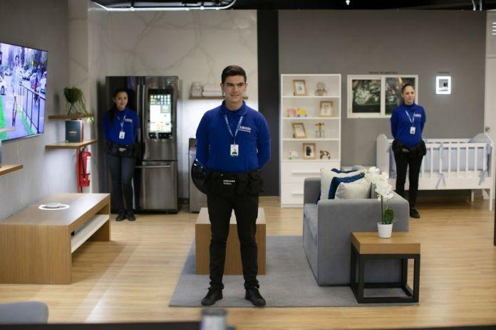 Casa Inteligente de Samsung