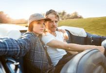 Ellen Page e Ian Daniel en Gaycation - National Geographic