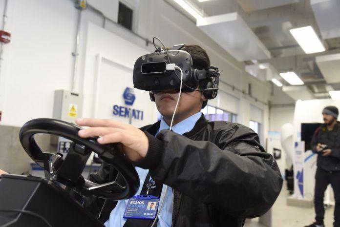 SENATI y SIMUMAK inauguran el primer Centro de Excelencia del Perú con tecnología de realidad aumentada e inmersiva para la educación