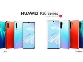 HUAWEI P30 Series Family
