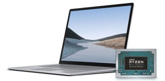 Microsoft Surface Laptop 3 AMD Ryzen Mobile 3