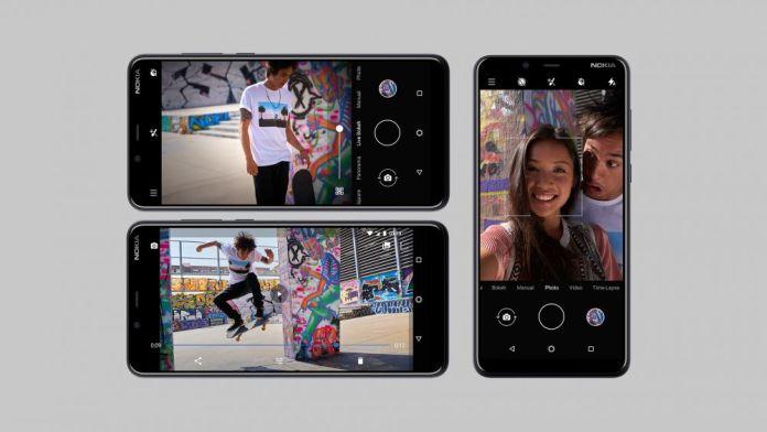 Nokia 3.1 Plus Pics