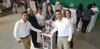 INTERBANK y CLARO se unen para promover el reciclaje de residuos electrónicos