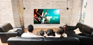 TELEVISORES CON SONIDO DOLBY ATMOS SON IDEALES PARA VER PELÍCULAS EN CASA