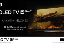 TELEVISORES LG CON TECNOLOGÍA OLED SON IDEALES PARA DISFRUTAR DE LA SERIE GAME OF THRONES