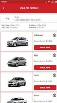 Avis Car Rental India
