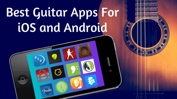 Learn How To Play The Guitar With Best Guitar Apps For iOS ...