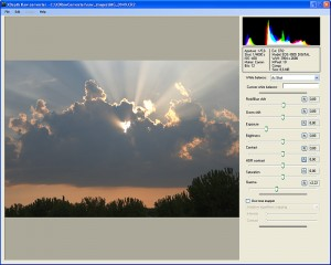 Convert RAW Files from DSLR cameras to jpegcompatible