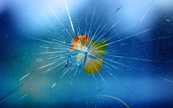 45 Realistic Cracked and Broken Screen Wallpapers ...