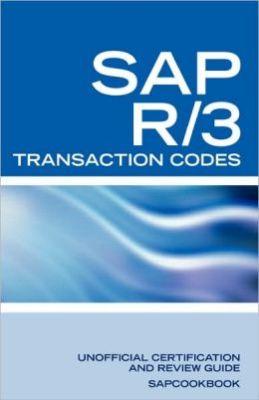 SAP SD transaction codes