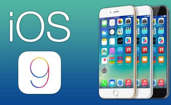Apple IOS 9 image