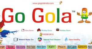 Indian Gola Ice Crushed